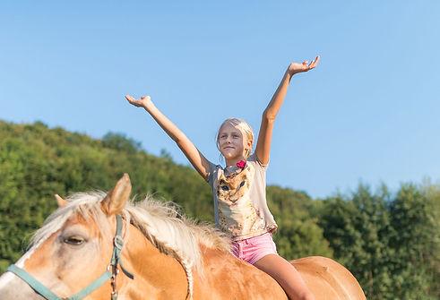 mit Pferden Ängste und Blockaden lösen