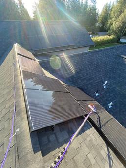 Solar Panel Cleaning Bellingham, WA