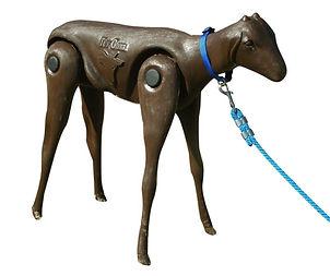 Tuf Goat / goat tying dummy