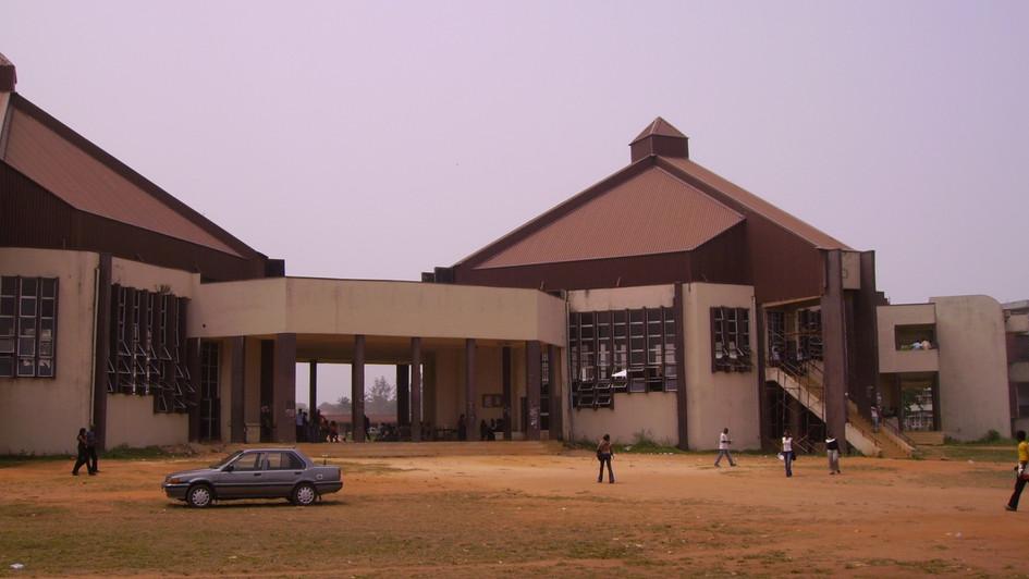 2000-seat Lecture Theatre