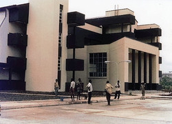 Law Faculty Complex, UNIBEN (Left-Side V