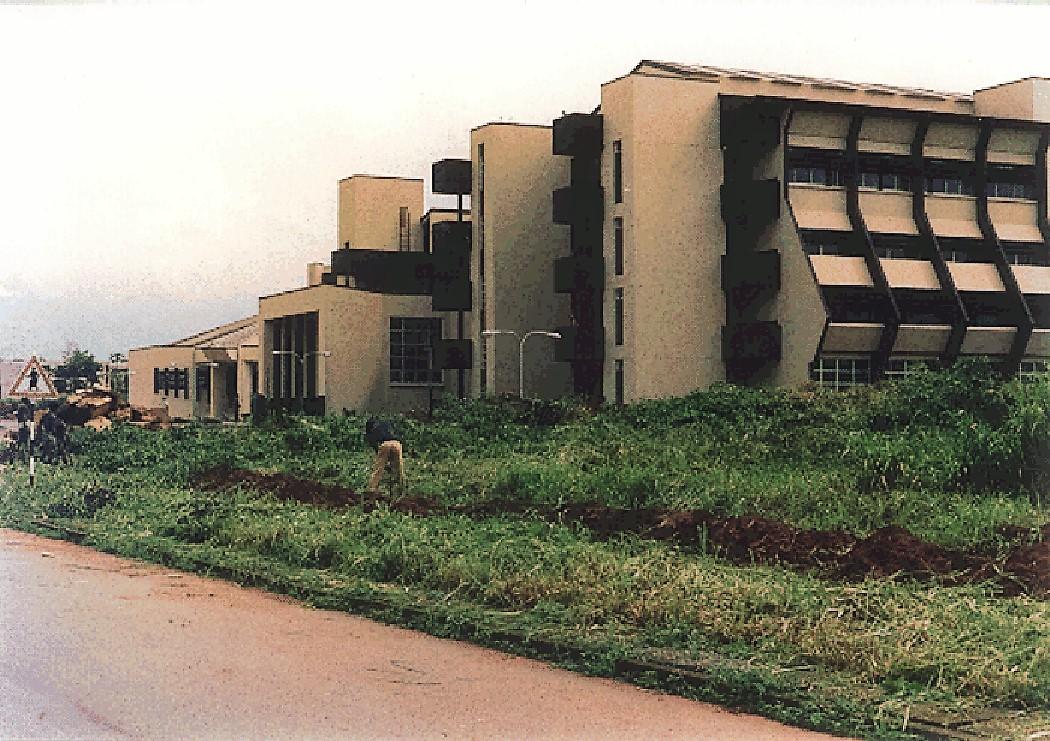 Law Faculty Complex, UNIBEN
