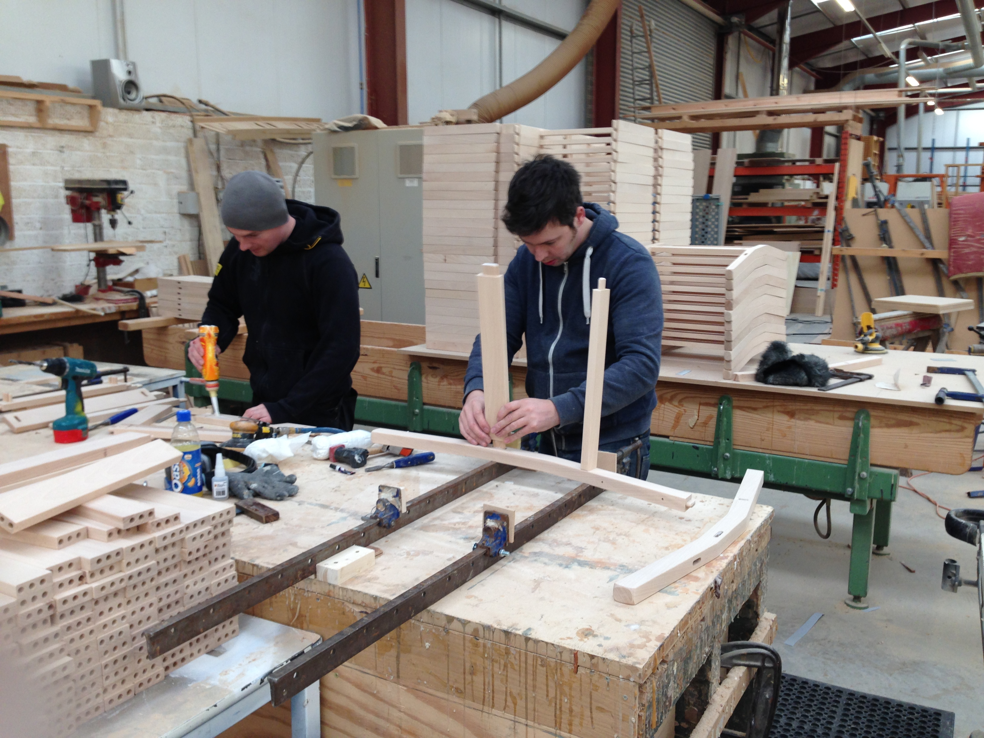 Chair Production