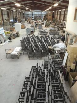 Radlett Chair Frames