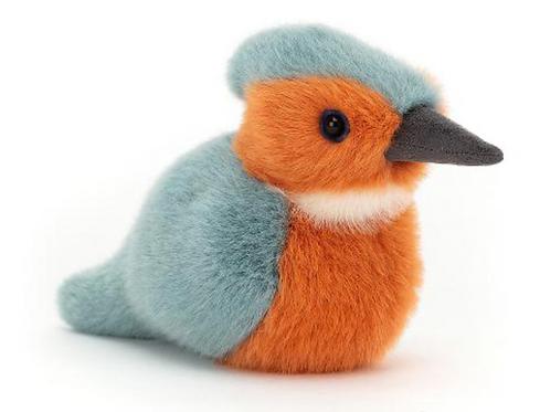 Kuscheltier Birdling Kingfisher