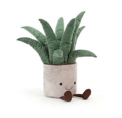 Kuscheltier Groß Aloe Vera