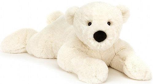 Kuscheltier Riesig 'Perry Polar Bear lying'