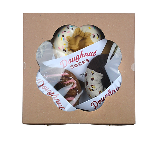 Doughnut Socks Gift box B