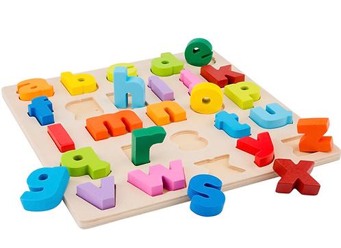 Puzzle Klein Alphabet 'abc'