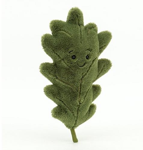 Kuscheltier Eichenblatt