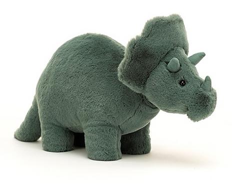 Kuscheltier Triceratops