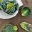 Thumbnail: Klein Schale Kohlkopf aus Steinzeug