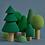 Thumbnail: Wald Set