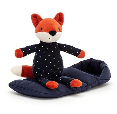 Kuscheltier  Snuggler Fox