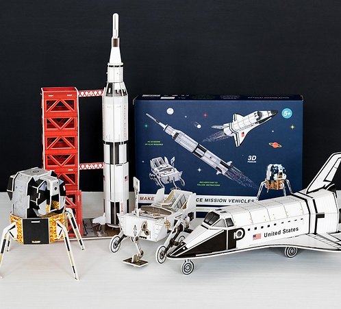 Space Mission Vehicles