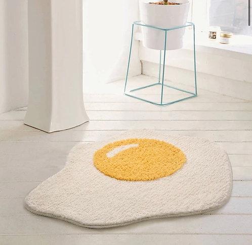 Mini-Teppich 'Spiegelei'