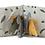 Thumbnail: Stoffbuch aus Bio-Baumwolle (Dino/Safari)