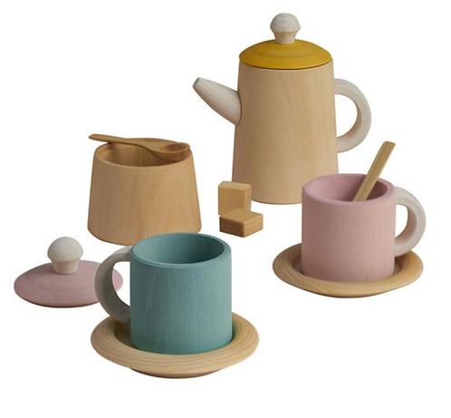 Pastell Tee-Set