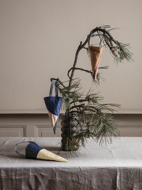 Shay Set mit Weihnachtsstofftüten