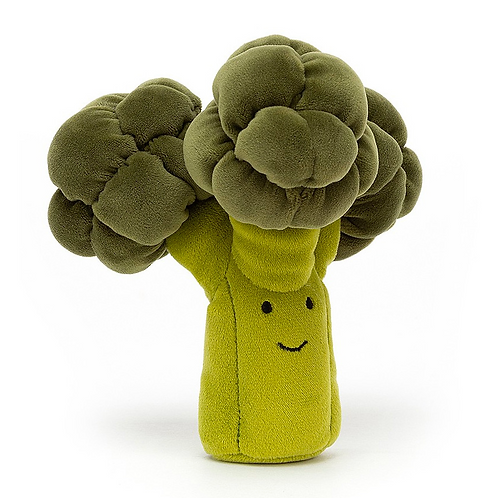 Kuscheltier Broccoli