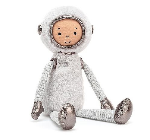 Kuscheltier Astronaut