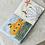 Thumbnail: Stoffbuch aus Bio-Baumwolle