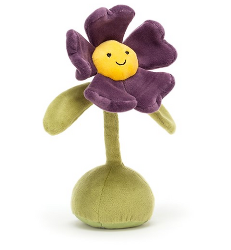 Kuscheltier Flowerlette Stiefmütterchen