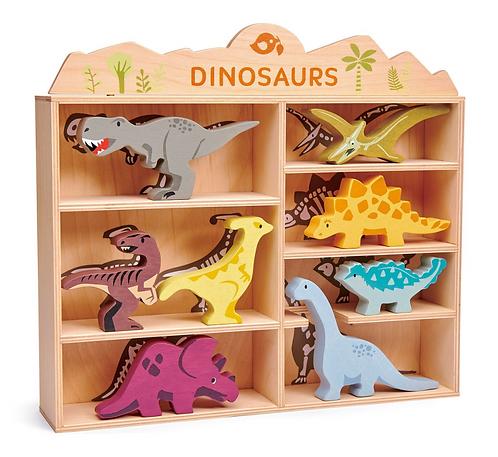 Dinosaurs (8 Teile)