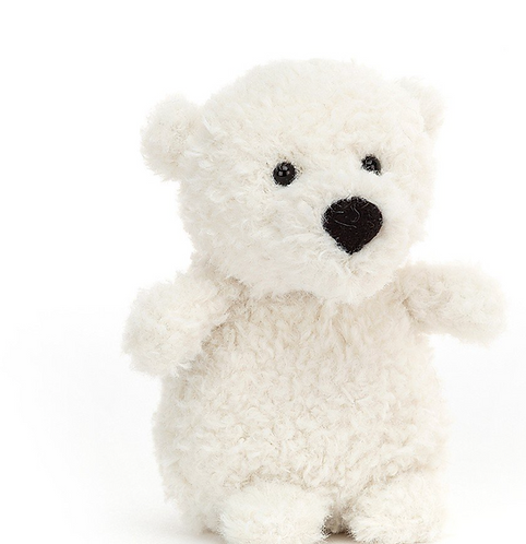 Kuscheltier 'Wee Polar Bear' klein