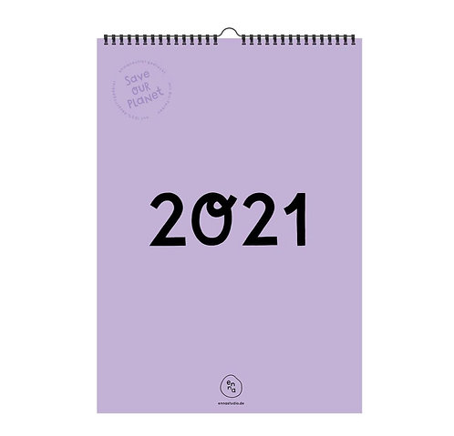 Family Calendar 2021