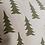 Thumbnail: Kissenbezug aus Leinen Olive