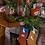 Thumbnail: Christmas Stocking embroidery (Ice Skate/Drum)