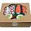 Thumbnail: Sushi Socks Gift box B