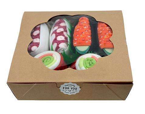 Sushi Socks Gift box B