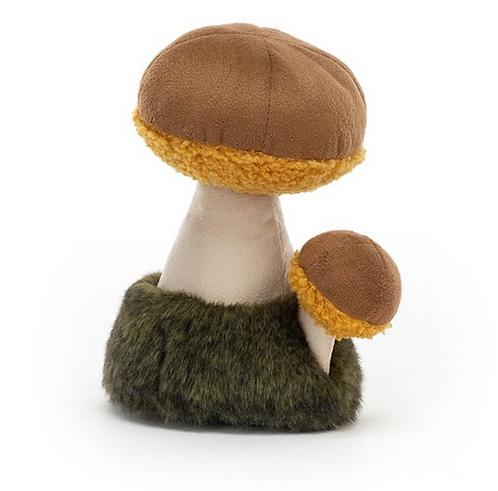 Kuscheltier Wild Nature Boletus Mushroom