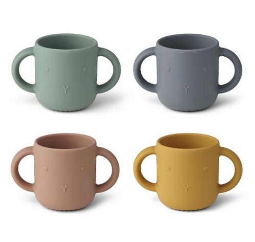 Silikon Cup 4-Pack