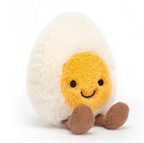 Kuscheltier Boiled Egg