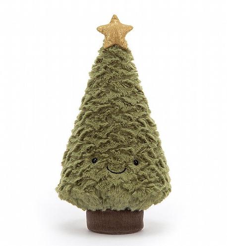 Kuscheltier Weihnachtsbaum