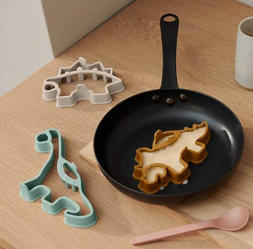 Pancake shape set