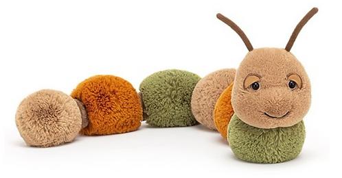 Kuscheltier Caterpillar
