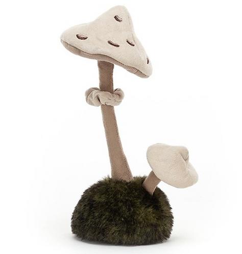 Kuscheltier Wild Nature Parasol Mushroom