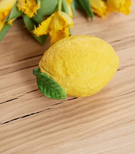 Zitrone  Schüssel mit Deckel