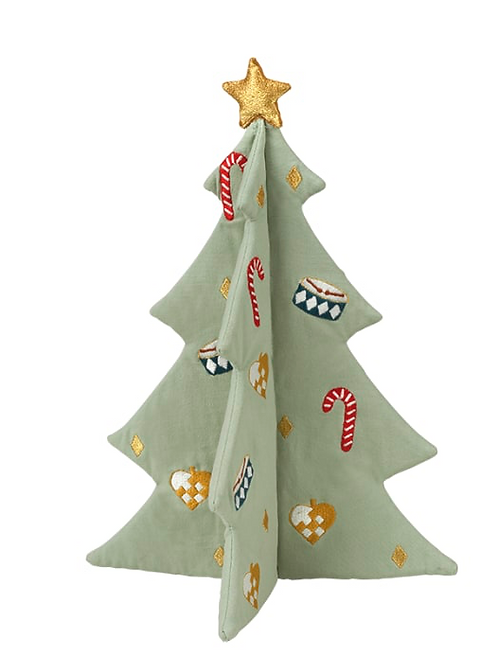 Christmas Tree embroidered
