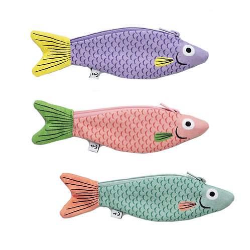 Geldbörse 'Cardenal fish'
