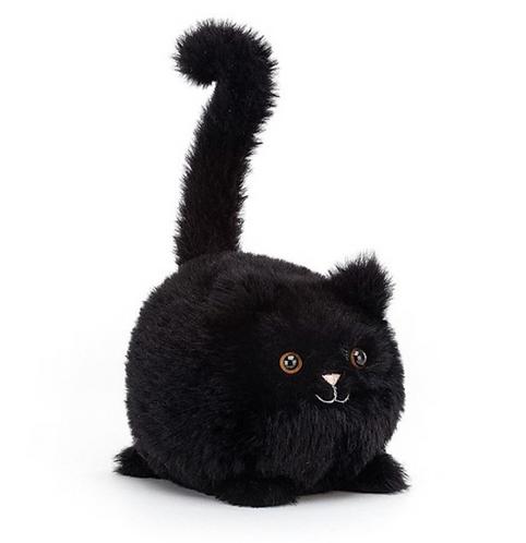 Kuscheltier Kätzchen Schwarz