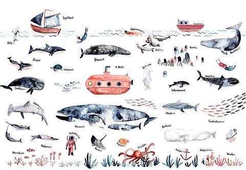 Poster das Meer