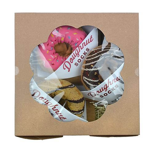 Doughnut Socks Gift box A