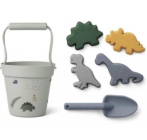 Strandspielzeug-Set Dino