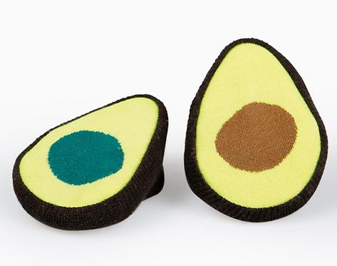 Avocado-Socken