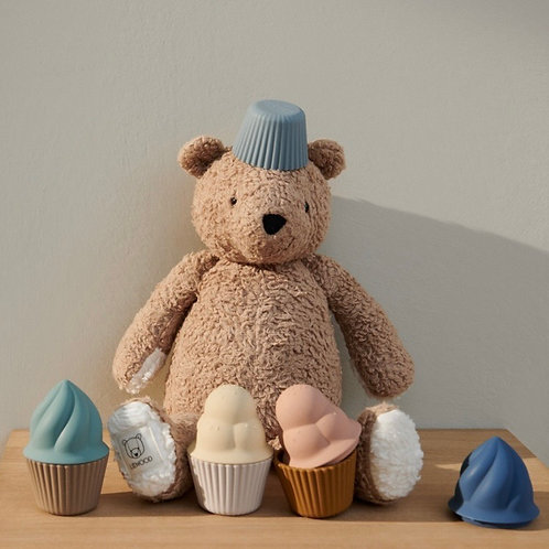 Cupcakes Spielzeug 4-pack